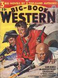 Big Book Western Magazine (1933-1954 Two-Books/Popular) Big-Book Western Pulp Vol. 19 #4