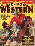 Big Book Western Magazine (1933-1954 Two-Books/Popular) Big-Book Western Pulp Vol. 20 #3