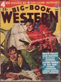Big Book Western Magazine (1933-1954 Two-Books/Popular) Big-Book Western Pulp Vol. 20 #4