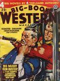 Big Book Western Magazine (1933-1954 Two-Books/Popular) Big-Book Western Pulp Vol. 22 #1