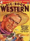 Big Book Western Magazine (1933-1954 Two-Books/Popular) Big-Book Western Pulp Vol. 22 #3