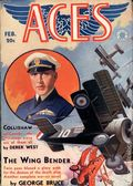 Aces (1928-1940 GlenKel) Pulp Vol. 4 #3