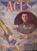 Aces (1928-1940 GlenKel) Pulp Vol. 4 #5