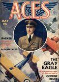 Aces (1928-1940 GlenKel) Pulp Vol. 4 #6