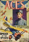 Aces (1928-1940 GlenKel) Pulp Vol. 4 #7