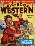 Big Book Western Magazine (1933-1954 Two-Books/Popular) Big-Book Western Pulp Vol. 23 #3