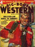 Big Book Western Magazine (1933-1954 Two-Books/Popular) Big-Book Western Pulp Vol. 23 #4