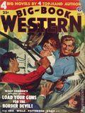 Big Book Western Magazine (1933-1954 Two-Books/Popular) Big-Book Western Pulp Vol. 24 #1