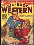 Big Book Western Magazine (1933-1954 Two-Books/Popular) Big-Book Western Pulp Vol. 24 #2