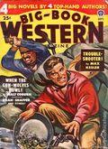 Big Book Western Magazine (1933-1954 Two-Books/Popular) Big-Book Western Pulp Vol. 24 #3