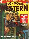 Big Book Western Magazine (1933-1954 Two-Books/Popular) Big-Book Western Pulp Vol. 24 #4