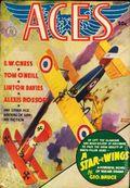 Aces (1928-1940 GlenKel) Pulp Vol. 5 #3