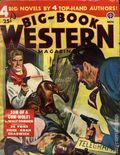 Big Book Western Magazine (1933-1954 Two-Books/Popular) Big-Book Western Pulp Vol. 25 #1