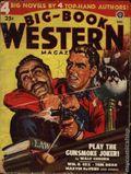 Big Book Western Magazine (1933-1954 Two-Books/Popular) Big-Book Western Pulp Vol. 25 #2