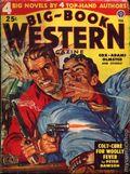 Big Book Western Magazine (1933-1954 Two-Books/Popular) Big-Book Western Pulp Vol. 25 #4