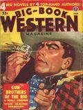 Big Book Western Magazine (1933-1954 Two-Books/Popular) Big-Book Western Pulp Vol. 26 #1