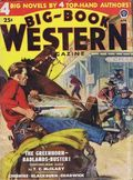 Big Book Western Magazine (1933-1954 Two-Books/Popular) Big-Book Western Pulp Vol. 26 #2