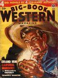 Big Book Western Magazine (1933-1954 Two-Books/Popular) Big-Book Western Pulp Vol. 26 #4