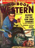 Big Book Western Magazine (1933-1954 Two-Books/Popular) Big-Book Western Pulp Vol. 27 #3