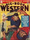Big Book Western Magazine (1933-1954 Two-Books/Popular) Big-Book Western Pulp Vol. 27 #4