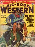Big Book Western Magazine (1933-1954 Two-Books/Popular) Big-Book Western Pulp Vol. 28 #1