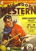 Big Book Western Magazine (1933-1954 Two-Books/Popular) Big-Book Western Pulp Vol. 28 #4