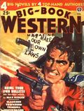 Big Book Western Magazine (1933-1954 Two-Books/Popular) Big-Book Western Pulp Vol. 29 #1