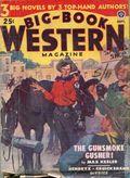 Big Book Western Magazine (1933-1954 Two-Books/Popular) Big-Book Western Pulp Vol. 29 #4