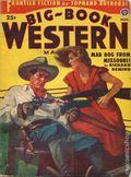 Big Book Western Magazine (1933-1954 Two-Books/Popular) Big-Book Western Pulp Vol. 30 #1