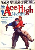Ace-High Magazine (1921-1935 Readers' Publishing Corp/Clayton/Dell) Pulp Vol. 49 #1