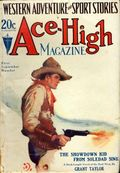 Ace-High Magazine (1921-1935 Readers' Publishing Corp/Clayton/Dell) Pulp Vol. 50 #1