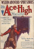 Ace-High Magazine (1921-1935 Readers' Publishing Corp/Clayton/Dell) Pulp Vol. 50 #3