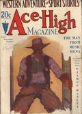 Ace-High Magazine (1921-1935 Readers' Publishing Corp/Clayton/Dell) Pulp Vol. 51 #1