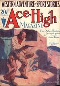 Ace-High Magazine (1921-1935 Readers' Publishing Corp/Clayton/Dell) Pulp Vol. 52 #1