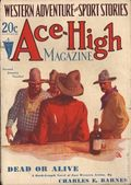 Ace-High Magazine (1921-1935 Readers' Publishing Corp/Clayton/Dell) Pulp Vol. 52 #2