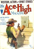 Ace-High Magazine (1921-1935 Readers' Publishing Corp/Clayton/Dell) Pulp Vol. 54 #1
