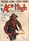 Ace-High Magazine (1921-1935 Readers' Publishing Corp/Clayton/Dell) Pulp Vol. 54 #2