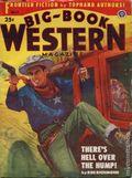 Big Book Western Magazine (1933-1954 Two-Books/Popular) Big-Book Western Pulp Vol. 30 #4