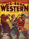 Big Book Western Magazine (1933-1954 Two-Books/Popular) Big-Book Western Pulp Vol. 31 #4