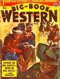 Big Book Western Magazine (1933-1954 Two-Books/Popular) Big-Book Western Pulp Vol. 32 #2