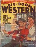 Big Book Western Magazine (1933-1954 Two-Books/Popular) Big-Book Western Pulp Vol. 33 #2