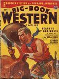 Big Book Western Magazine (1933-1954 Two-Books/Popular) Big-Book Western Pulp Vol. 33 #4