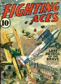 Fighting Aces (1940-1944 Fictioneers) Pulp Vol. 1 #2
