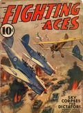Fighting Aces (1940-1944 Fictioneers) Pulp Vol. 1 #3