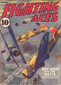 Fighting Aces (1940-1944 Fictioneers) Pulp Vol. 1 #4