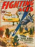 Fighting Aces (1940-1944 Fictioneers) Pulp Vol. 2 #2