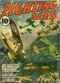 Fighting Aces (1940-1944 Fictioneers) Pulp Vol. 2 #4