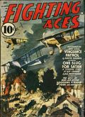 Fighting Aces (1940-1944 Fictioneers) Pulp Vol. 3 #1