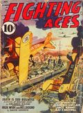 Fighting Aces (1940-1944 Fictioneers) Pulp Vol. 3 #2