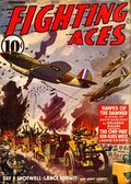Fighting Aces (1940-1944 Fictioneers) Pulp Vol. 3 #3